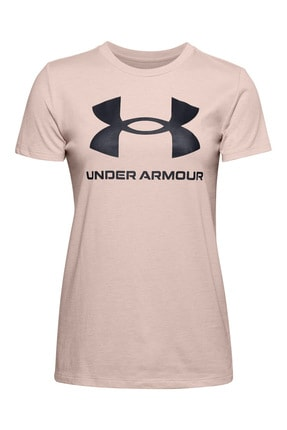 Under Armour Kadın Spor T-Shirt - Live Sportstyle Graphic Ssc - 1356305-679 2