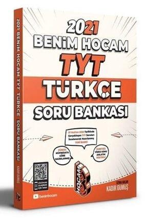 Benim Hocam Yayınları 2021 Tyt Türkçe Soru Bankası 0