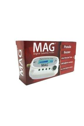 MAG 6300 Lcd Ekranlı Pusulalı Dijital Uydu Bulucu Ue15 1