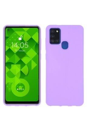 Jopus Samsung A21s Kılıf ( Mor ) 0