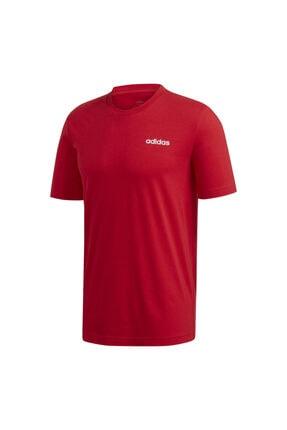 adidas Erkek Kırmızı T-shirt Fm6214 1