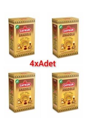 Çaykur Anadolu Filiz Çayı 400gr 4x Adet 0