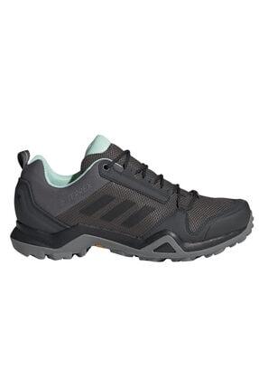 Kadın Füme Terrex Ax3 Gtx Outdoor Ayakkabı BC0573
