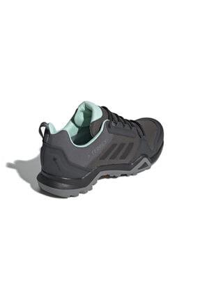 adidas Terrex Ax3 Gtx W Kadın Gri Outdoor Ayakkabı Bc0573 2