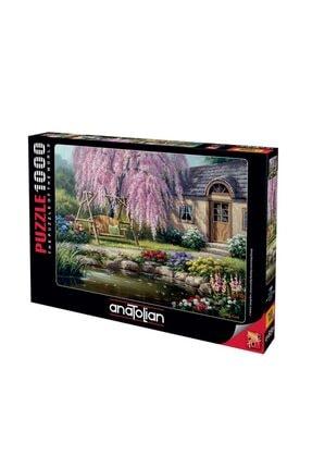 Anatolian Puzzle Kiraz Ağacı Puzzle   1000 Parça 0