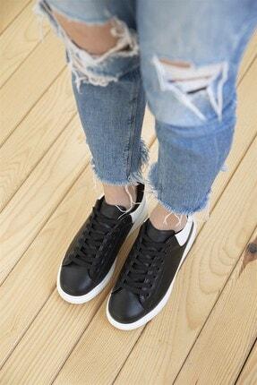 Straswans Kadın Deri Spor Ayakkabı 3