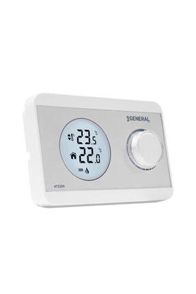 GENERAL Kablolu Dijital Oda Termostatı Ht220s 0