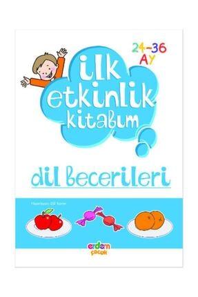 Erdem Yayınları Dil Becerileri Ilk Etkinlik Kitabım (24-36 Ay) 0