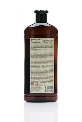Pierre Cardin Herbal Shampoo For All Hair Types 750 ml Bitkisel Şampuan (Tüm Saç Tipleri) 3