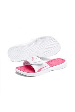 Puma Kadın Beyaz  Royalcat Comfort Spor Terlik 372281 02 1
