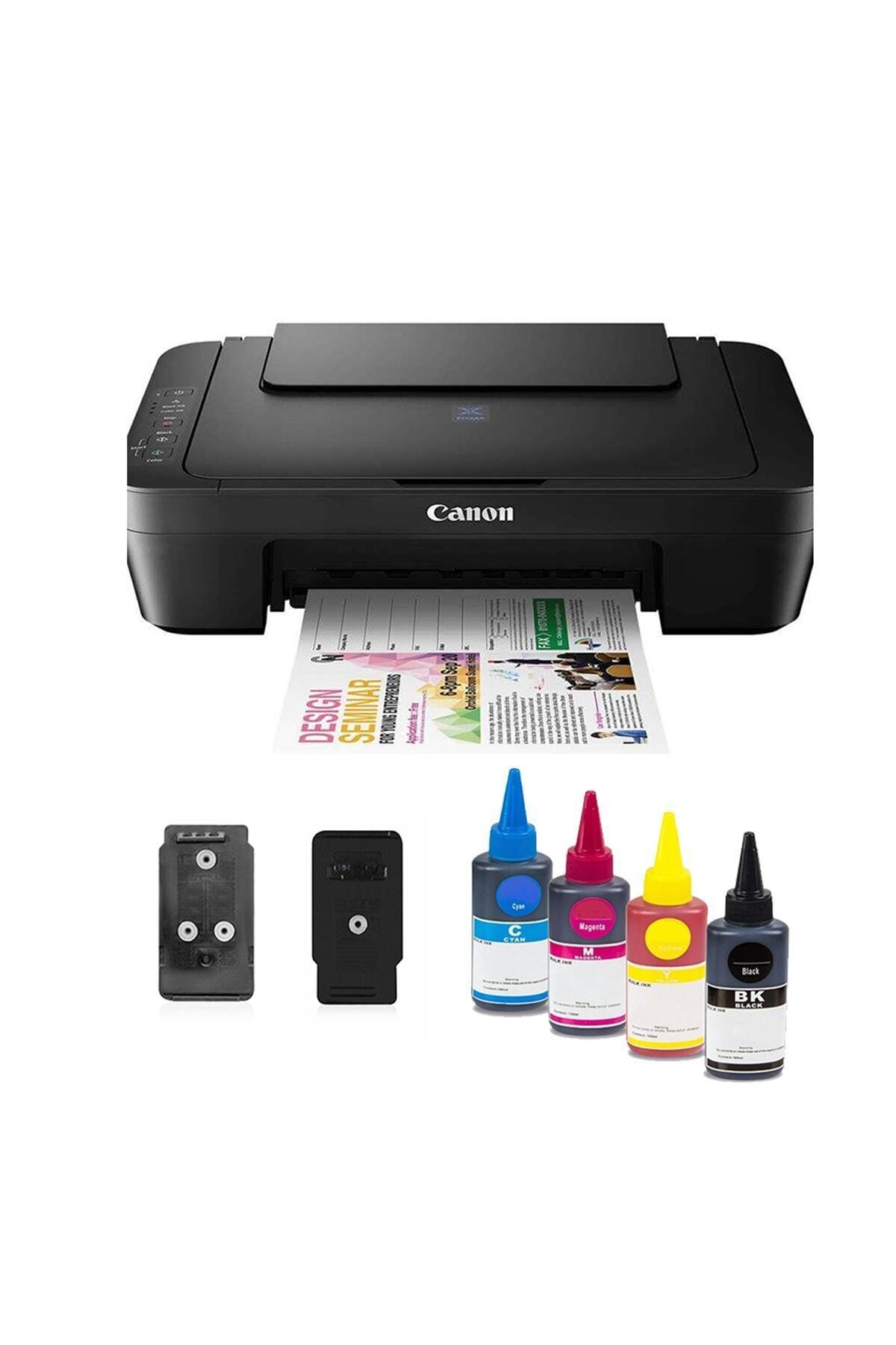 Canon Pixma E414 Dolan Kartuşlu Yazıcı Fiyatı, Yorumları - Trendyol