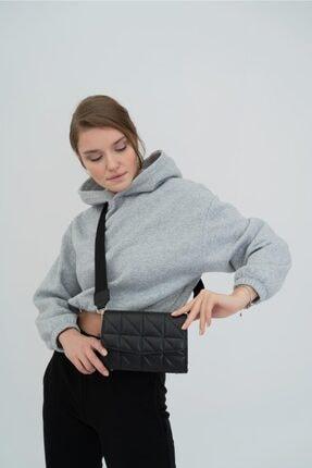 Shule Bags Kolon Askılı Baget Çanta Brenda Siyah 3