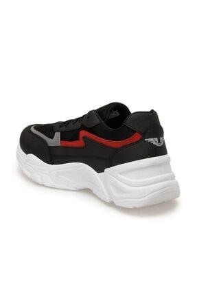 YELLOW KIDS Erkek Çocuk Siyah Albert Fashion Sneaker 2