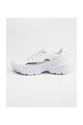 Kinetix Kadın Beyaz Helena Sneaker  100495817 3