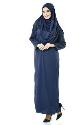 nonogiyim Kadın Penye Tek Parca Namaz Elbisesi 2