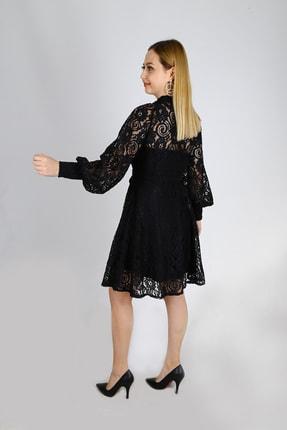 Ahsenserra Gracia Güpür Elbise 3