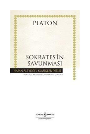TÜRKİYE İŞ BANKASI KÜLTÜR YAYINLARI Sokrates'in Savunması 180013 Platon Eflatun 0