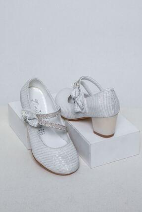 Simli Topuklu Ayakkabı MWM012616FPGA
