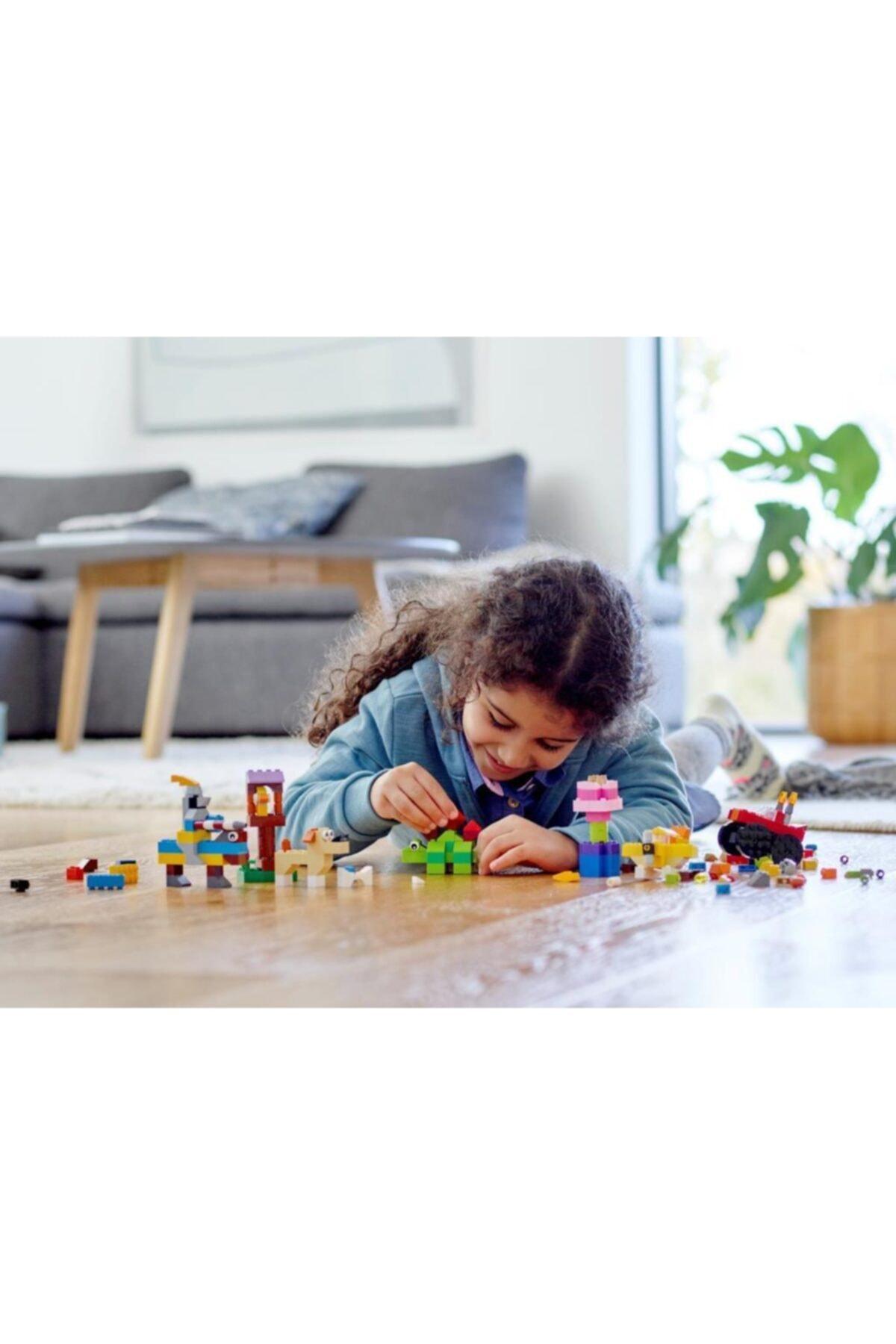 LEGO 11002 Classic Temel Yapım Parçası Seti
