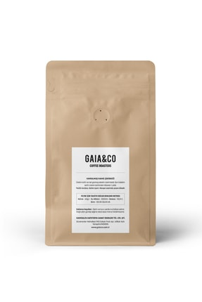 GAIA&CO COFFEE ROASTERS Guatemala / Huehuetenango | Öğütülmüş Filtre Kahve 250/gr 1