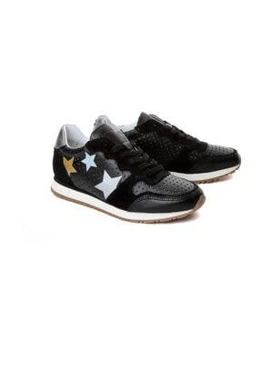 Tommy Hilfiger Kadın Siyah Sneaker FW0FW02342 1
