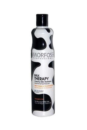 Morfose Milk Therapy Kremsi Süt Şampuan 400ml 0