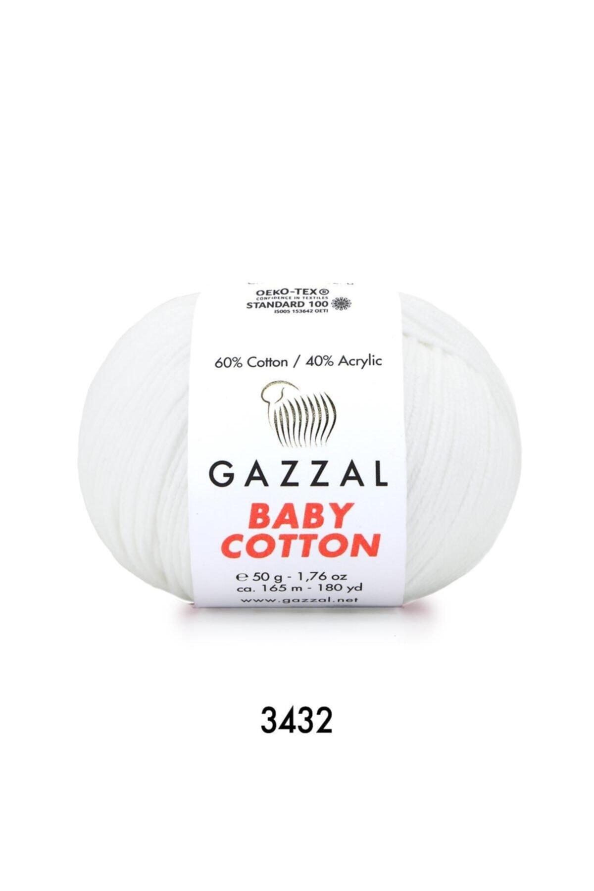 Baby Cotton Amigurumi 50gr - Örgü Ipi