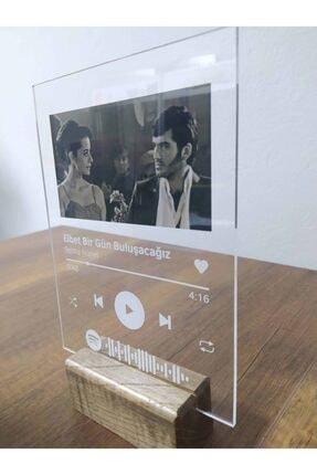 ezgi pleksi Spotify Pleksi Plak - 15x20 Cm 3