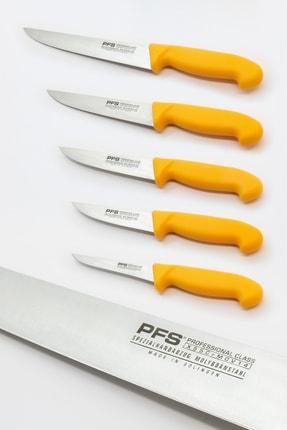 Solingen Kasap Bıçağı Tam Set 5 Adet 0