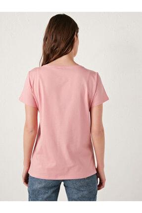 LC Waikiki Kadın Tişört 4