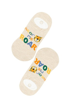 Penti Çok Renkli Erkek Çocuk Babet Çorap 2'li 1