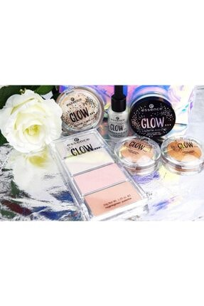 Essence Glow... Glow Setting Powder 01 3