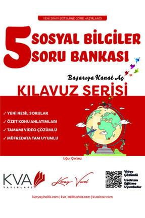 Koray Varol Yayınları Kılavuz Serisi 5. Sınıf Sosyal Bilgiler Soru Bankası 2020 0
