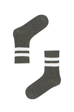 Penti Erkek Çocuk Beyaz  Little Legend Soket Çorap 3'lü 1
