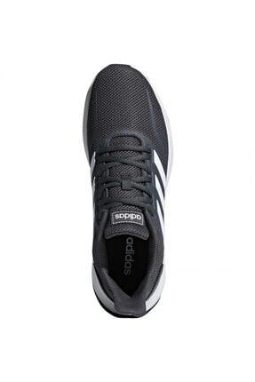 adidas Erkek Gri Runfalcon Koşu Ayakkabısı F36200 1