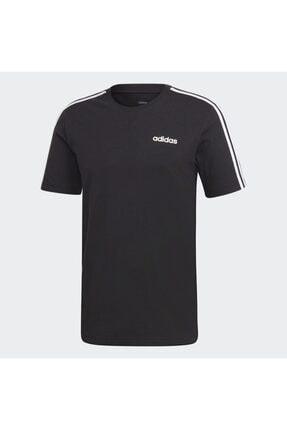 adidas E 3S TEE Siyah Erkek T-Shirt 100411856 0