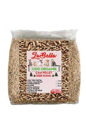 Labella La Bella 20lt Doğal Çam Kedi Kumu Peleti 0