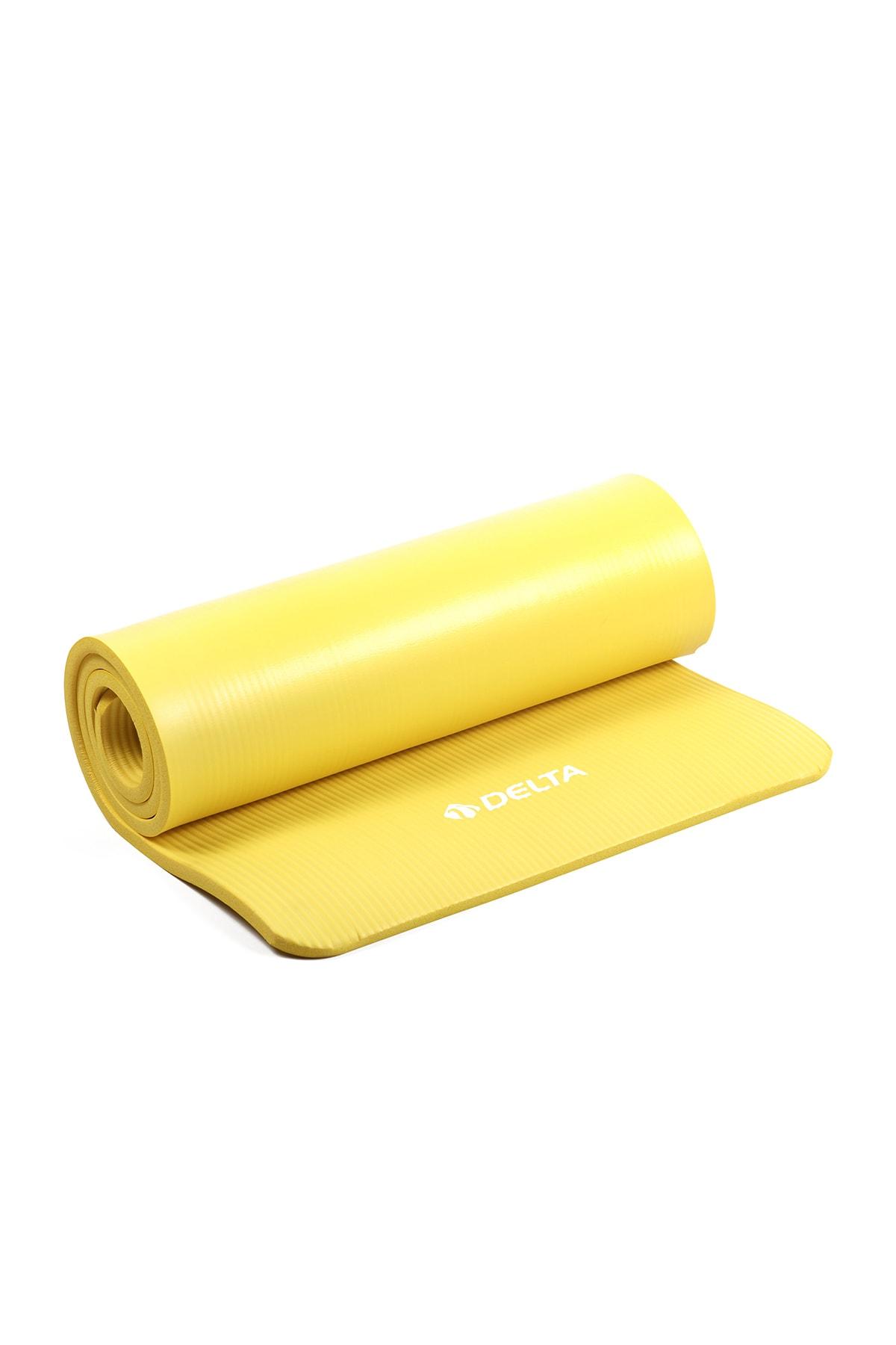 Delta Konfor Zemin 15 Mm Taşıma Askılı Pilates Minderi Yoga Matı 1
