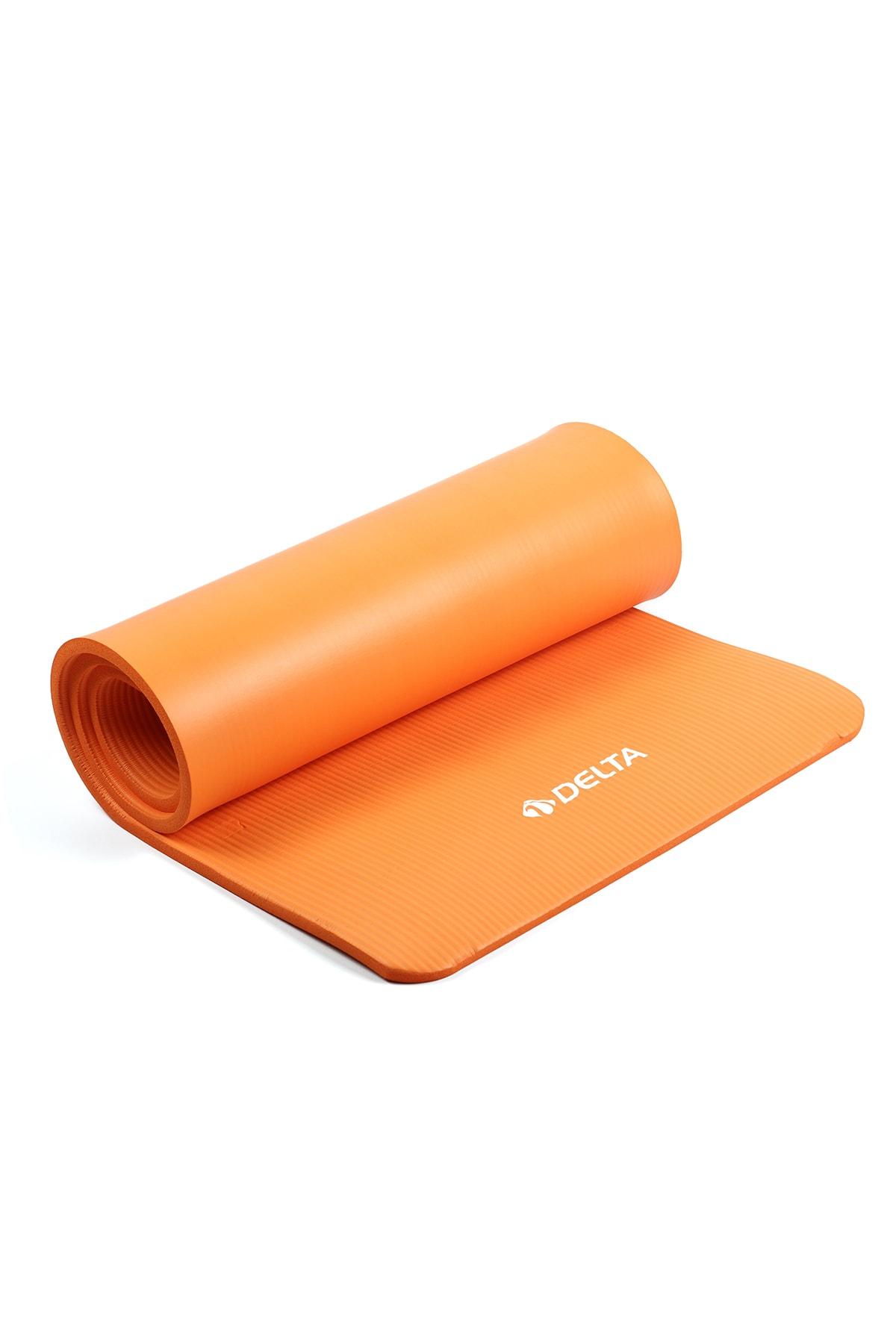 Delta Konfor Zemin Taşıma Askılı Pilates Minderi Yoga Matı 15 Mm 0