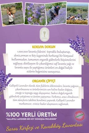 Gallipoli Lavender Lavanta Yağlı Banyo Duş Jeli 400 ml Lavanta Rahatlatıcı Duş Jeli 2