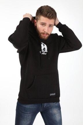 Millionaire Baskılı Erkek Sweatshirt 2