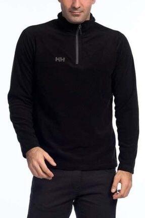 Helly Hansen Hh Erkek Siyah Mount Polar Fleece (Hha.990) 0