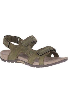 Merrell Erkek Haki Sandalet 0