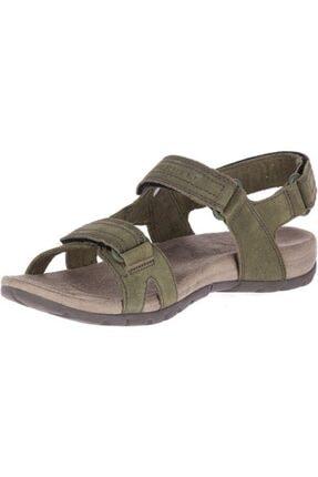 Merrell Erkek Haki Sandalet 3