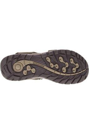 Merrell Erkek Haki Sandalet 4