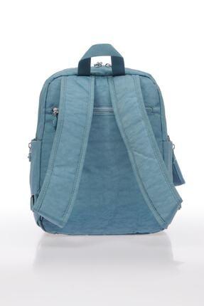 Smart Bags Buz Mavisi Kadın Sırt Çantası 2