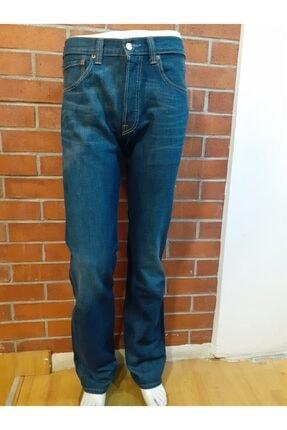 Picture of Erkek 501 Straight Fit Jeans Kot Pantolon 00501-0565
