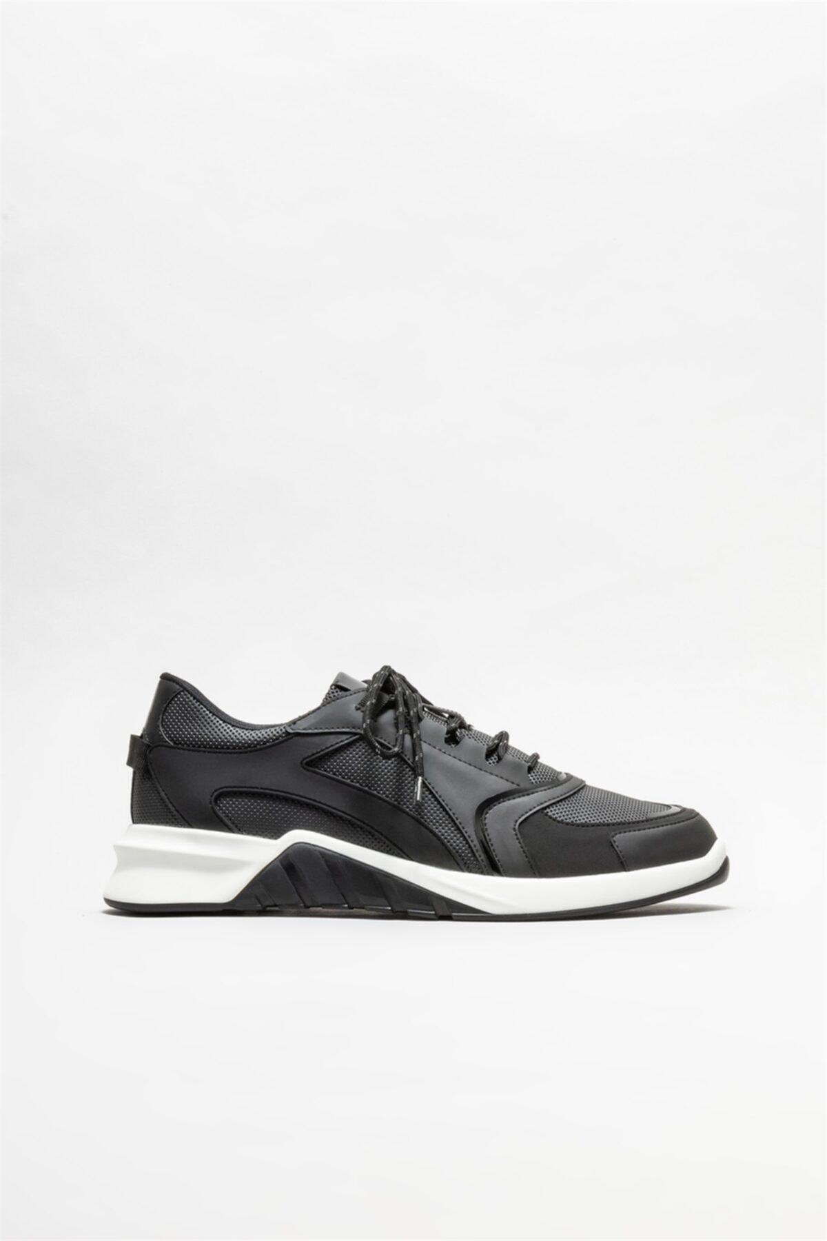 Erkek Siyah Erkek Spor Ayakkabı
