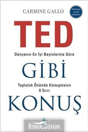 Aganta Kitap Ted Gibi Konuş 0
