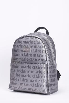 Marie Claire Kadın Gri Sırt Çantası Diana Mc212102022 2